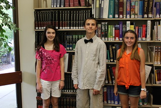 Teen Writing Contest 2012 | by bernardstownshiplibrary