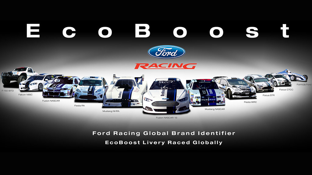Ford Ecoboost Family Wallpaper The Ford Ecoboost Paint