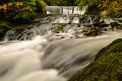 Autumn Stockghyll Falls | by Bardsea Photography