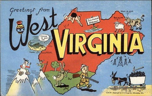 Greetings from West Virginia (2) | by Spotlight West Virginia
