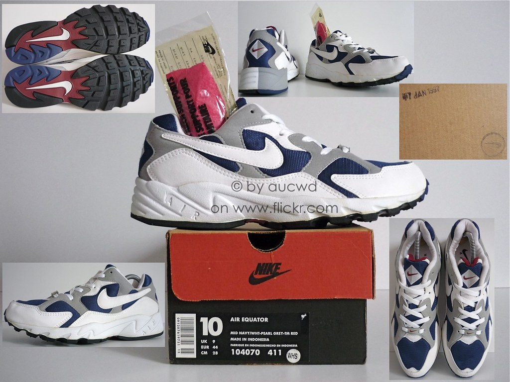 Nike Air Vintage Running Shoes