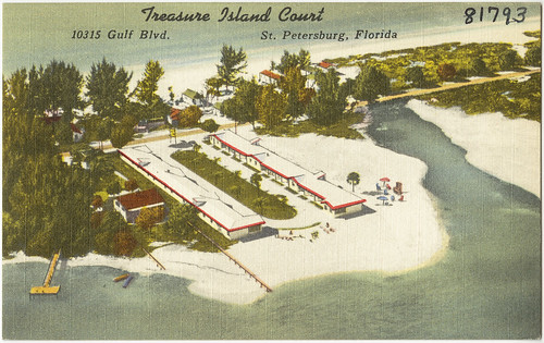 Motels Treasure Island Fl