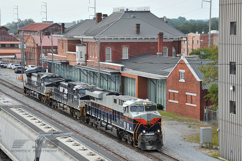 Central of Georgia | by Norfolk Southern