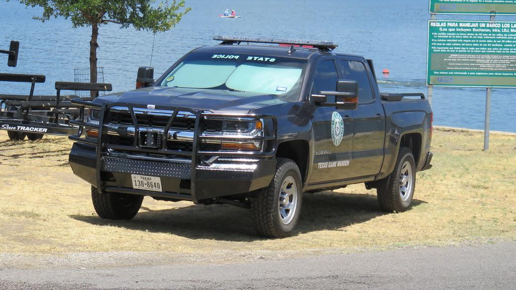 New Chevy Trucks >> Texas Game Warden Chevy Silverado | Photos taken at Inks Lak… | Flickr