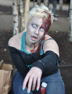 World Zombie day 2012 074 | by sharkskin2