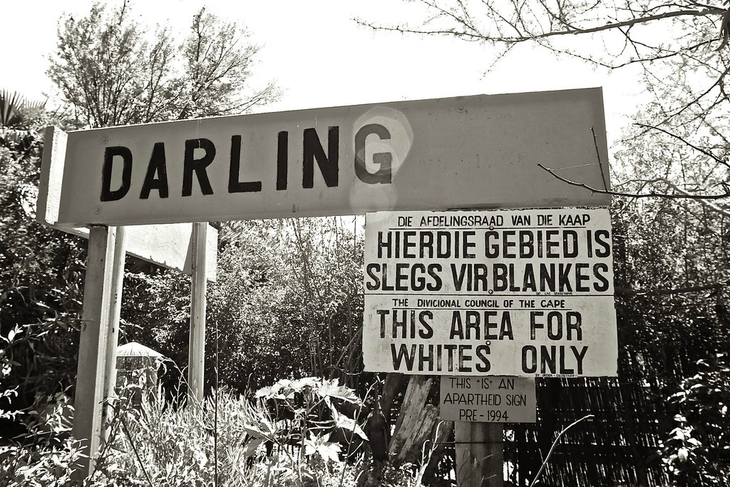 Apartheid and reactions to it