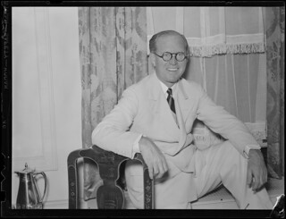 Ambassador Joseph P. Kennedy attending Harvard commencement | by Boston Public Library