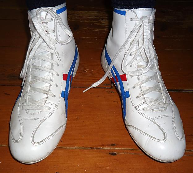 Vintage Onitsuka Tiger Wrestling Shoes NFS/T