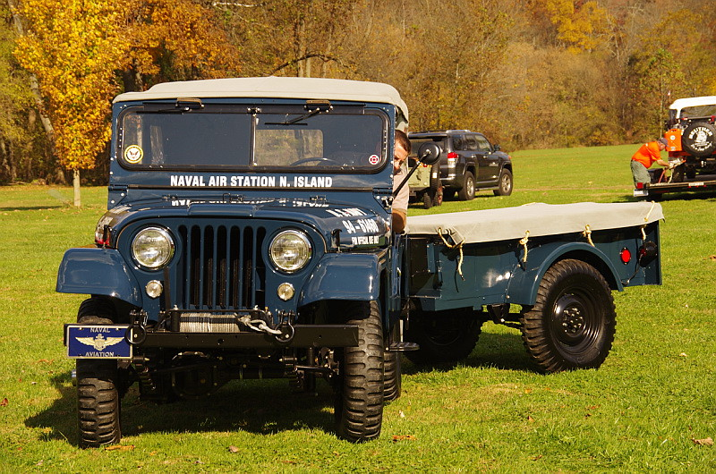 Winner Of The Military Trophy 1958 Willys Motor Company Flickr