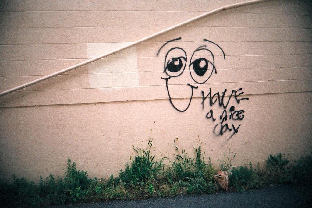 Simple Words Equal Graffiti Love Kelly Titus Flickr