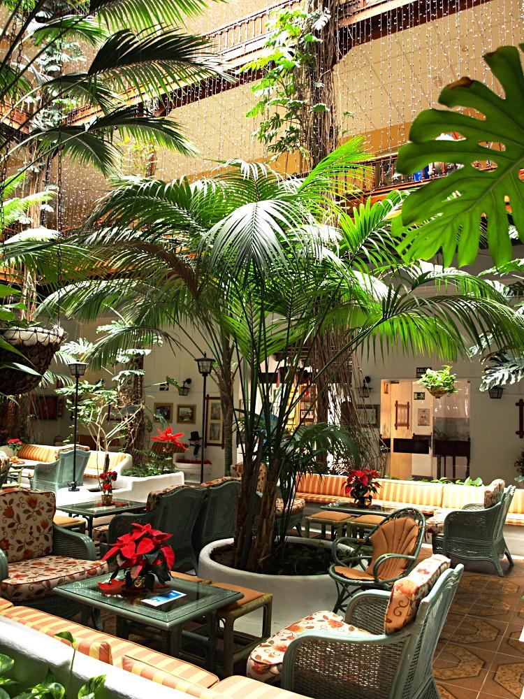 Hotel Monopol Tenerife Puerto De La Cruz