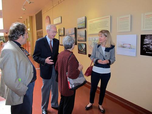 Architect jan novie former county administrator john barr for Cynthia marin