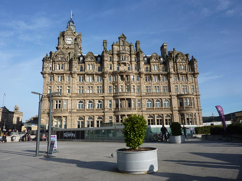 Balmoral hotel edinburgh jobs