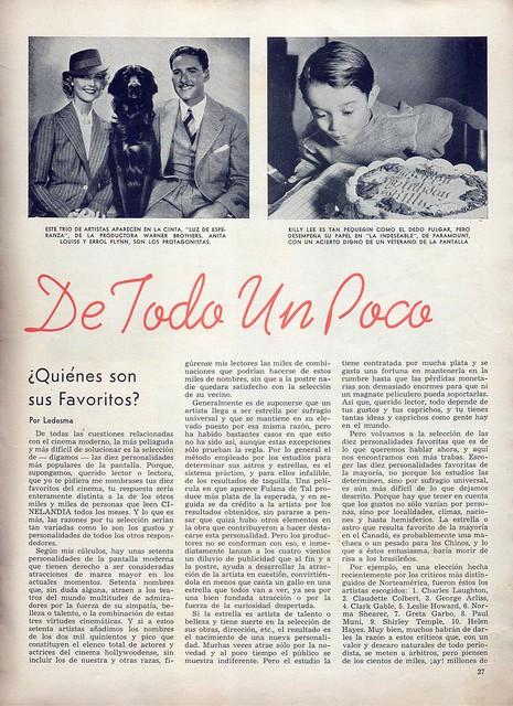 Cinelandia, Tomo XI Nº 1, Janeiro 1937 - 28