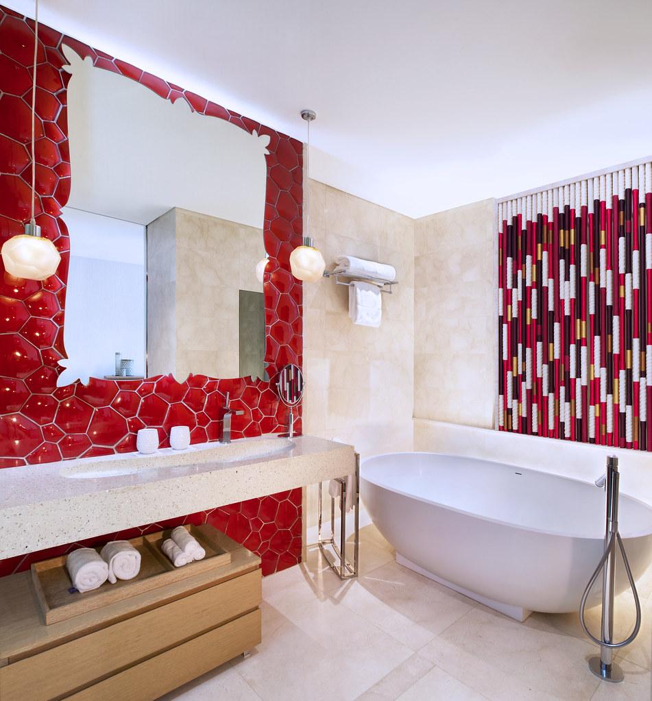 W singapore sentosa cove away room bathroom away room for W hotel in room dining menu singapore