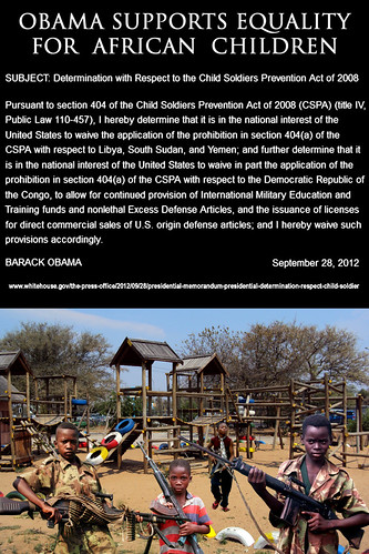 New To You >> Equality For African Children | Won't you give up your ...