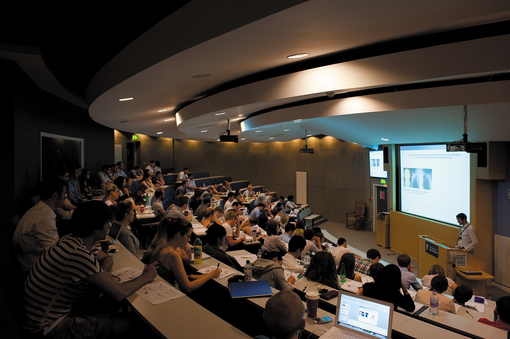 Graduate Entry Medicine Lecture Royal Derby Hospital Flickr