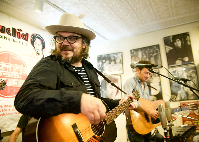 Wilco @ Euclid Records