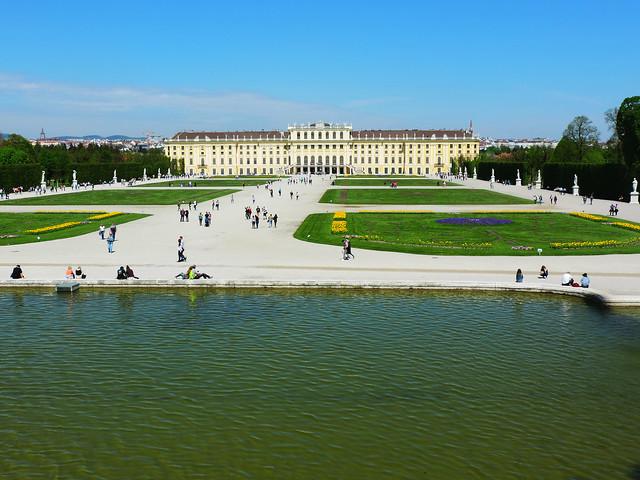 Schönbrunn Palace, Vienna