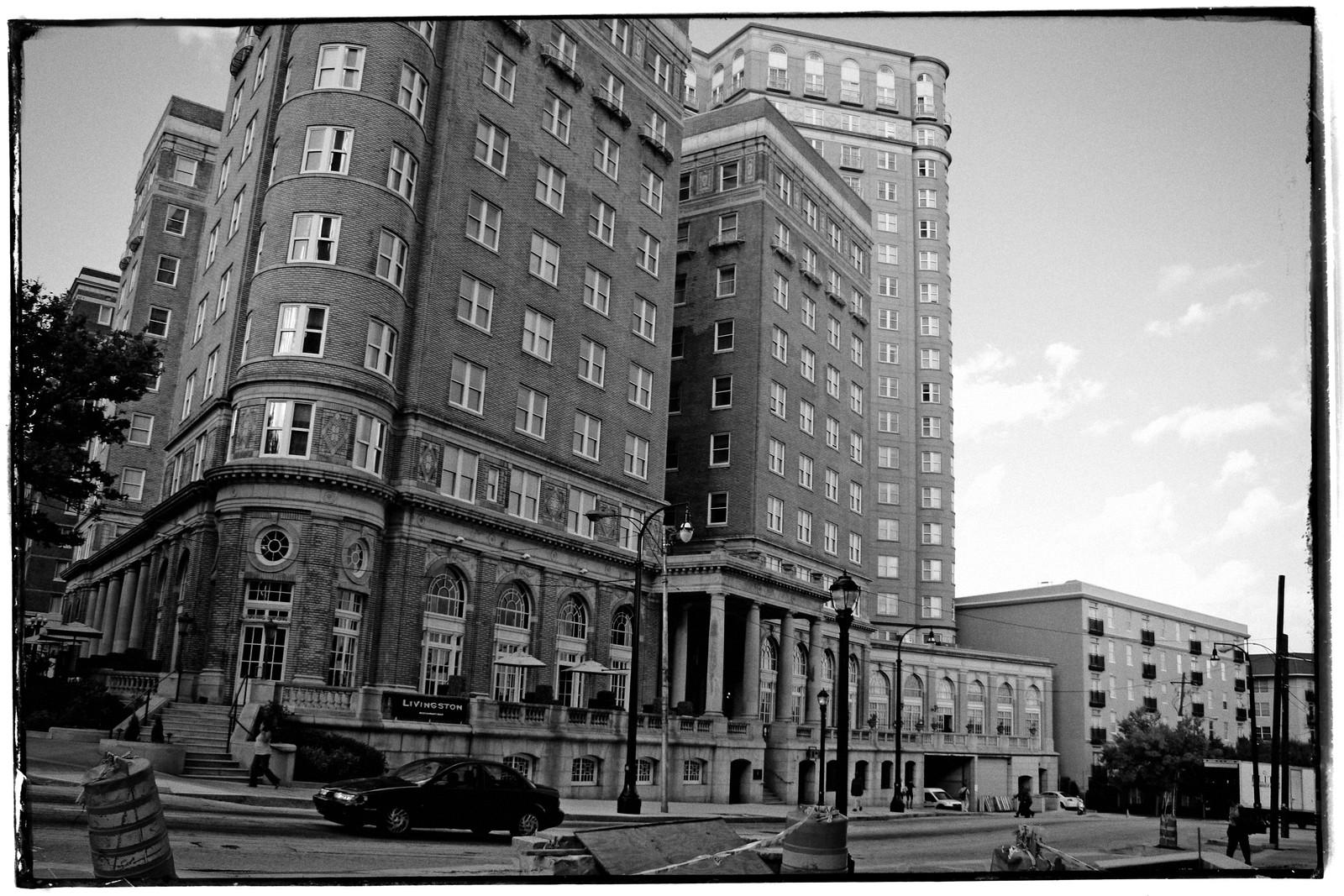 Georgian Terrace, Oct 2012