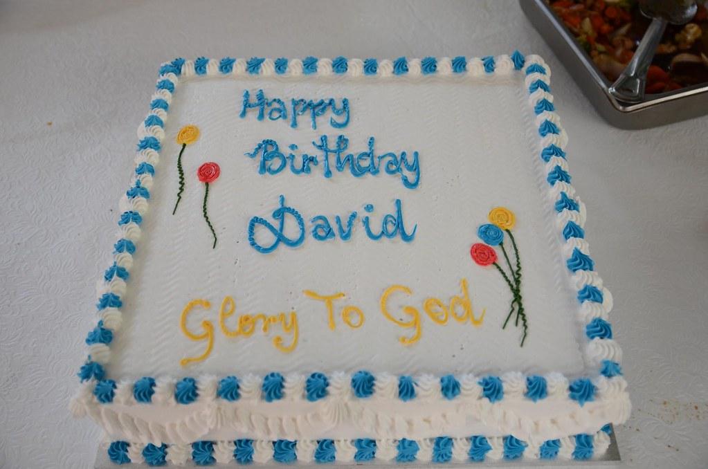 Cakes By David Facebook