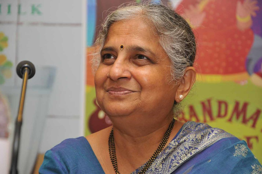 sudha murthy View the profiles of people named sudha murthy join facebook to connect with sudha murthy and others you may know facebook gives people the power to.