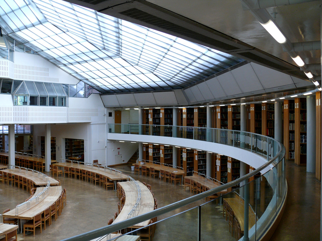 History Faculty Cambridge By James Stirling Architect
