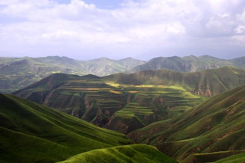 Terracing agriculture tibet 2012 like to see the for What does terrace farming mean
