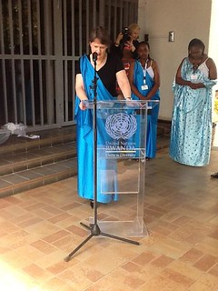 UN Development Chief Helen Clark visits Rwanda | by United Nations Development Programme