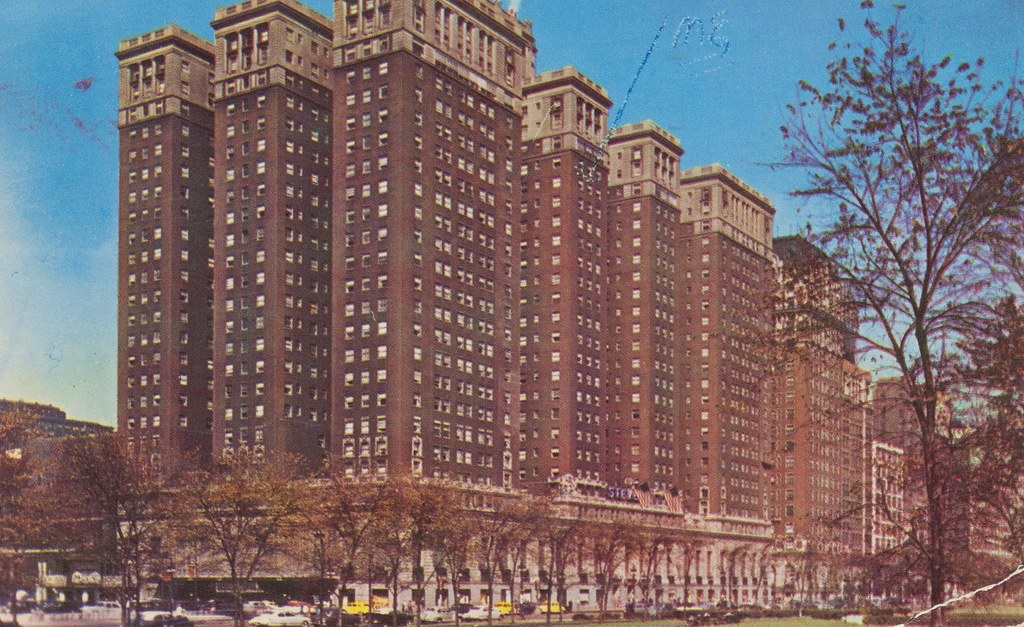 The Conrad Hilton - Chicago, Illinois