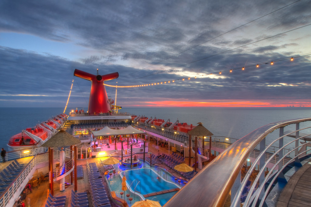 Pictures And Inspiration: Carnival Inspiration Cruise Ship
