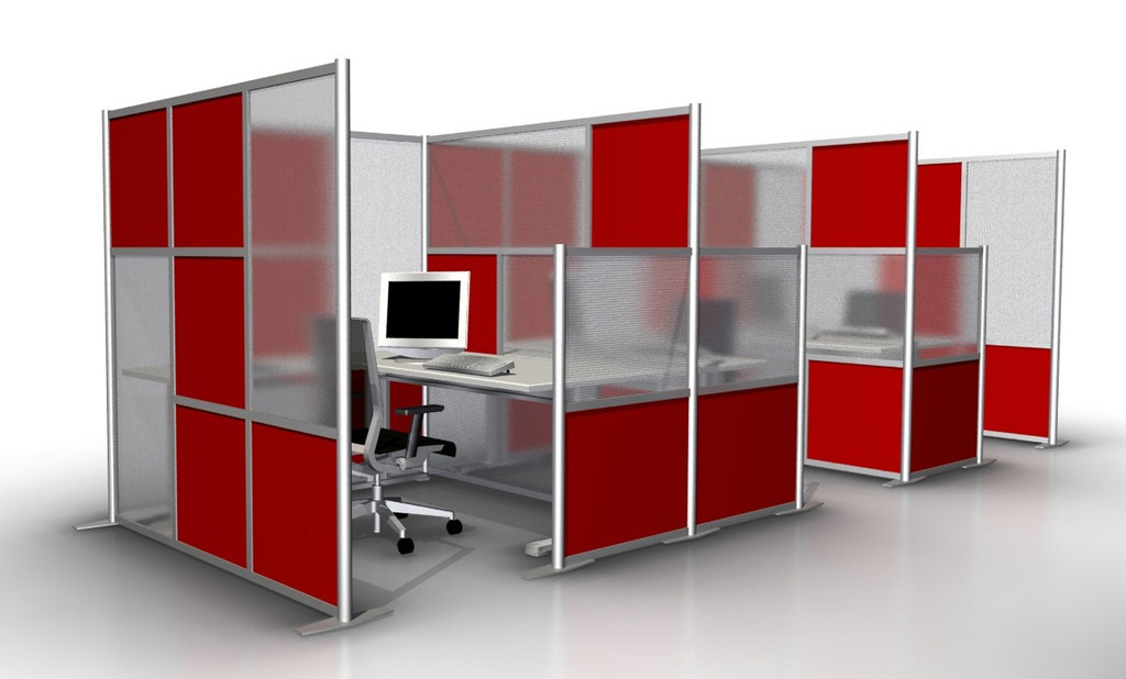 Superb ... Office Divider Partition Walls By IDivide | By IDivide