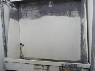 Washout booth, scrubbed clean | by NorthernPrint