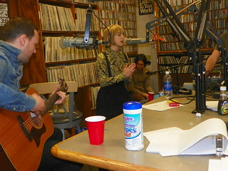 Joy Formidable at WBRU! | by WBRU