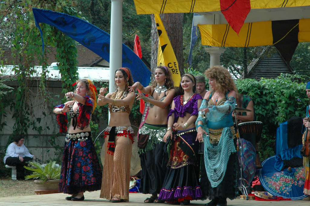 Texas Renaissance Festival  2007  Clint  Flickr