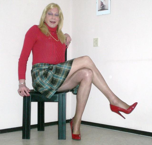 Sexy Nyloned Legs 94