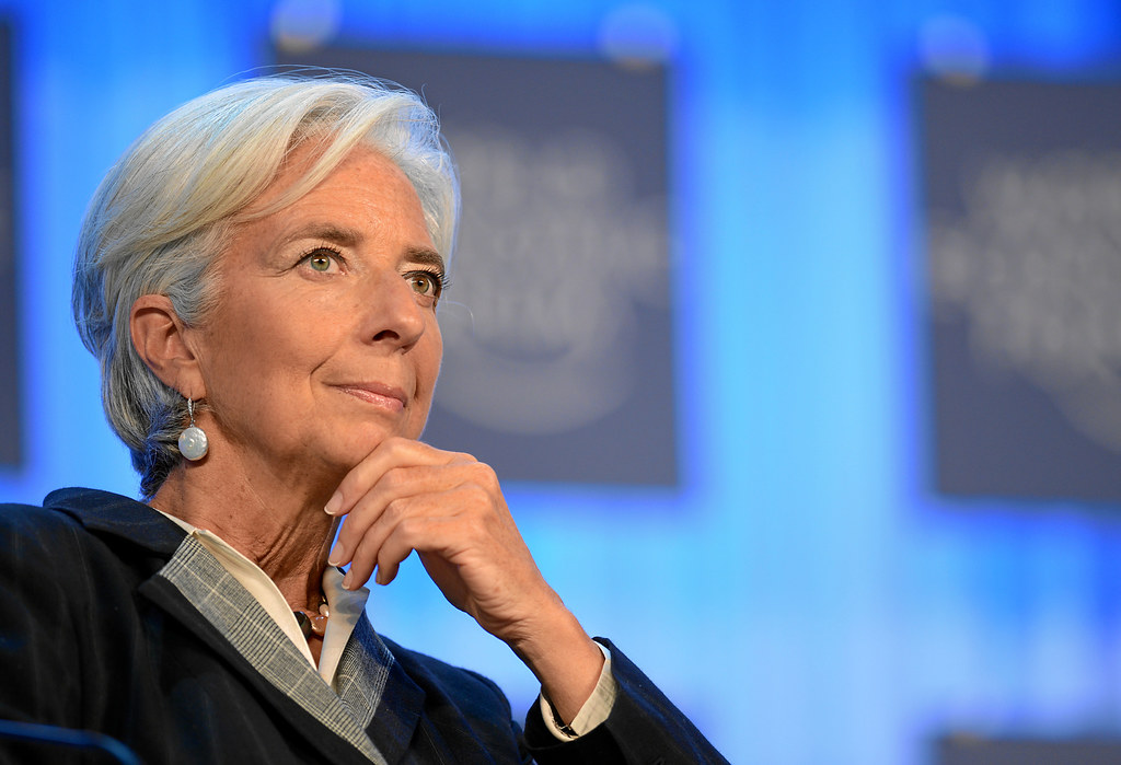 Image result for lagarde