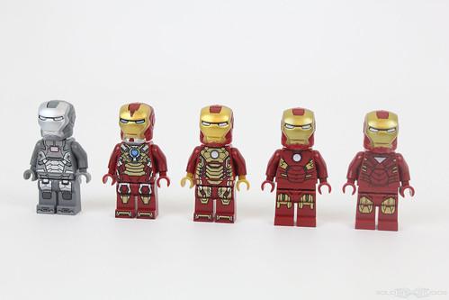 lego iron man mark 28 - photo #14