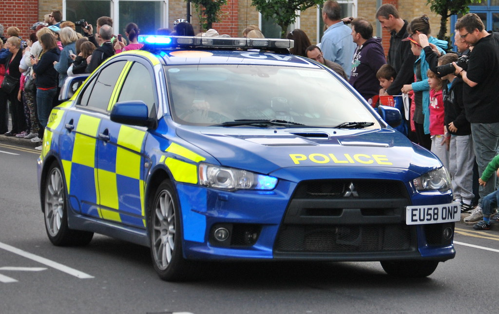 Essex Police Mitsubishi Evo Operational Support Gro Flickr - Mitsubishi support
