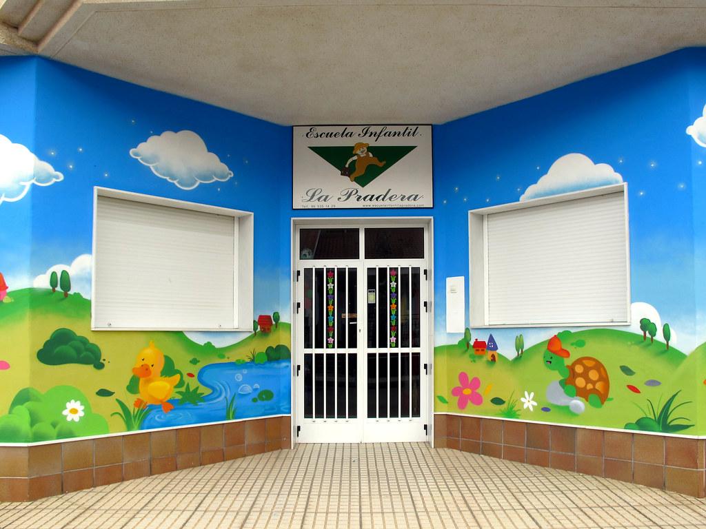 Escuela infantil la pradera pinchar en la imagen para for Decoracion de interiores de la escuela