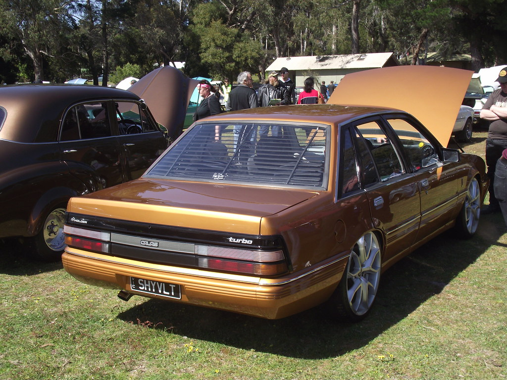 1988 Holden Vl Calais Turbo Rarely Seen Today Are These Vl Flickr