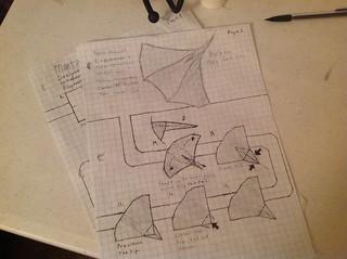 manta ray diagrams teaser phillip curl flickr. Black Bedroom Furniture Sets. Home Design Ideas