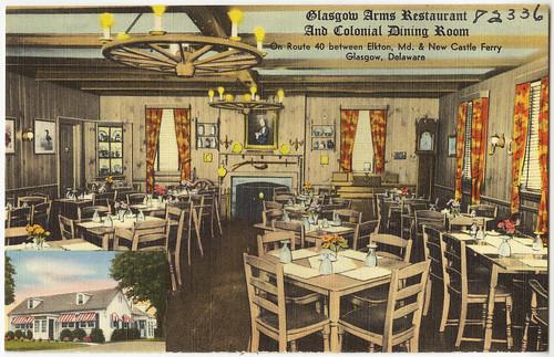 Restaurant In Delaware Beach State Parl