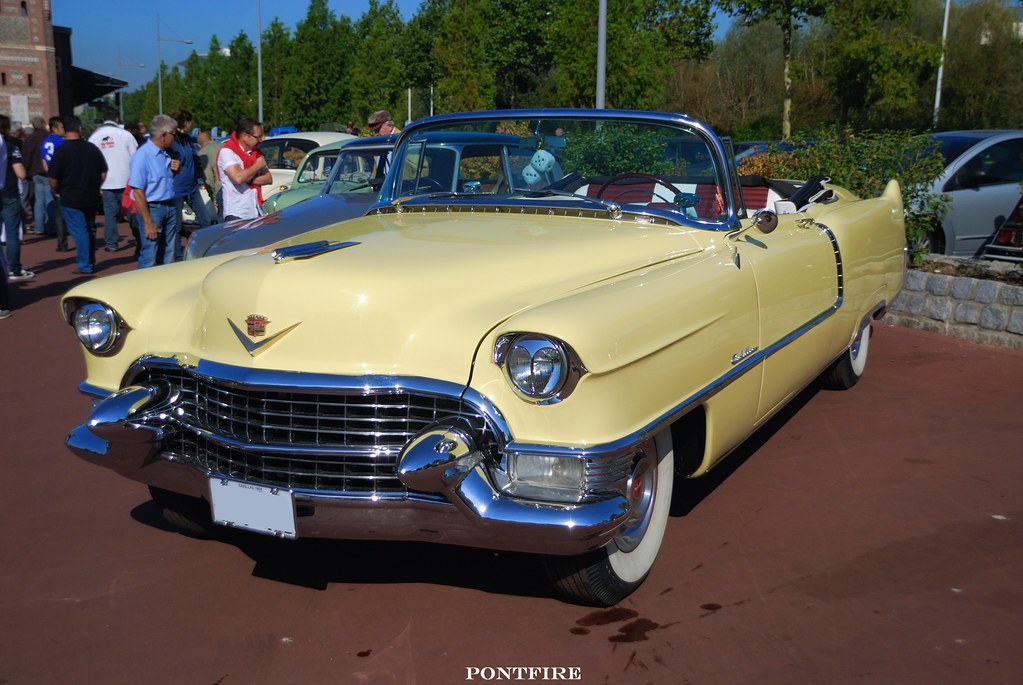 1955 cadillac 62s convertible coupe eric flickr. Black Bedroom Furniture Sets. Home Design Ideas
