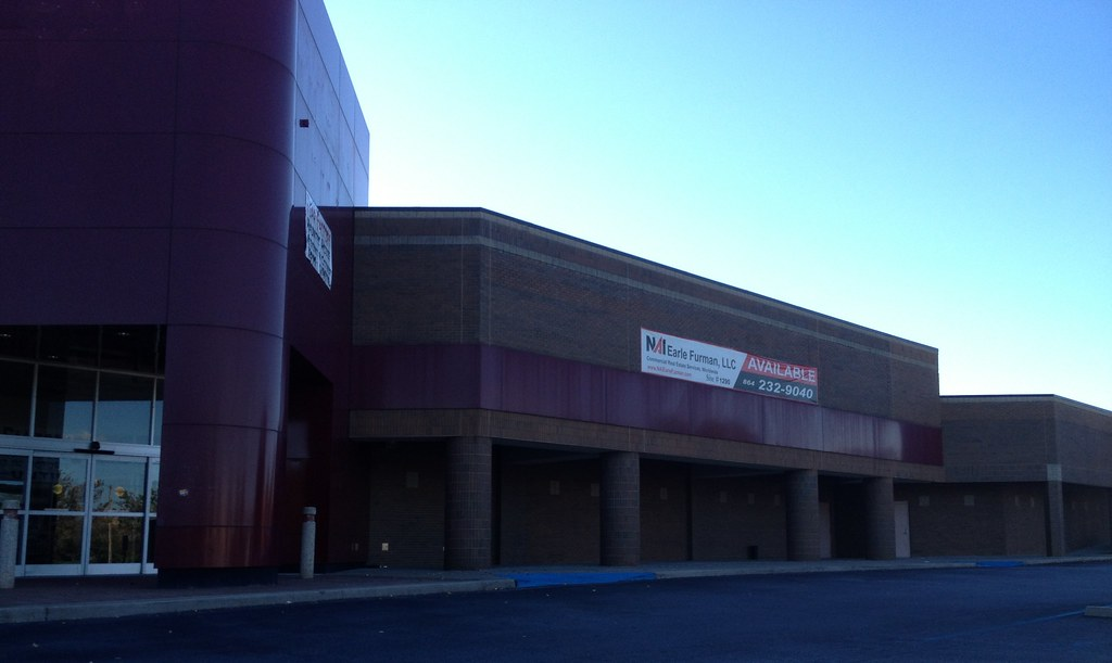 Circuit City Haywood Mall Greenville SC 1