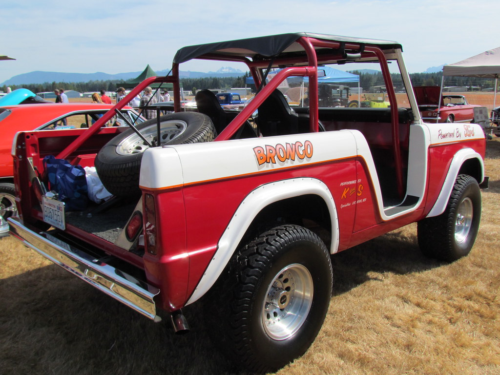 1968 Ford Bronco  YouTube