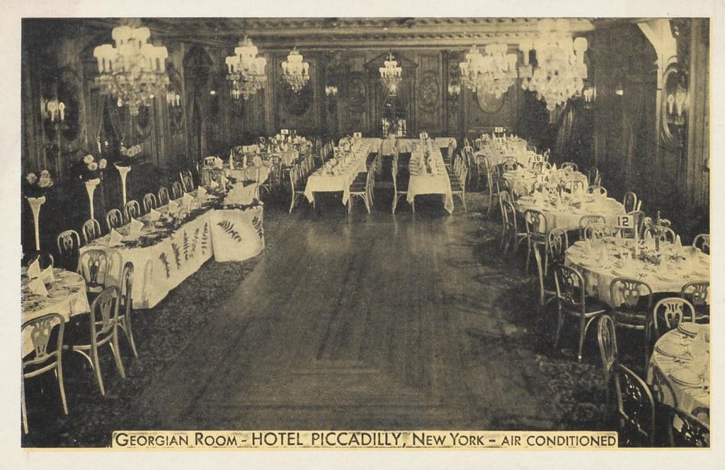 Hotel Piccadilly - New York, New York