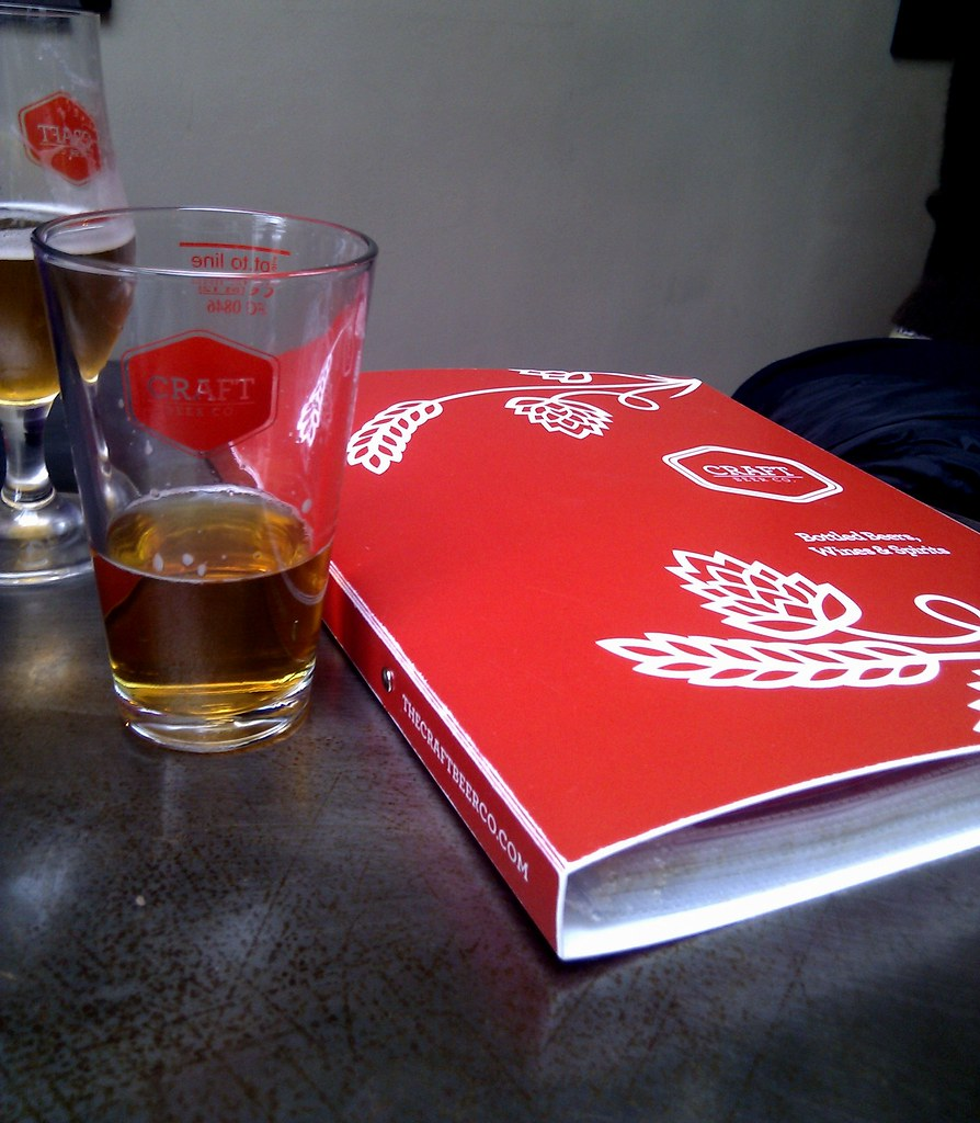 London Craft Beer Bars