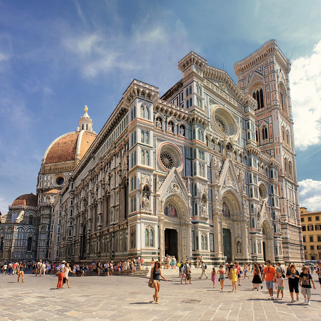 The Duomo Of Florence 169 All Rights Reserved By B℮n