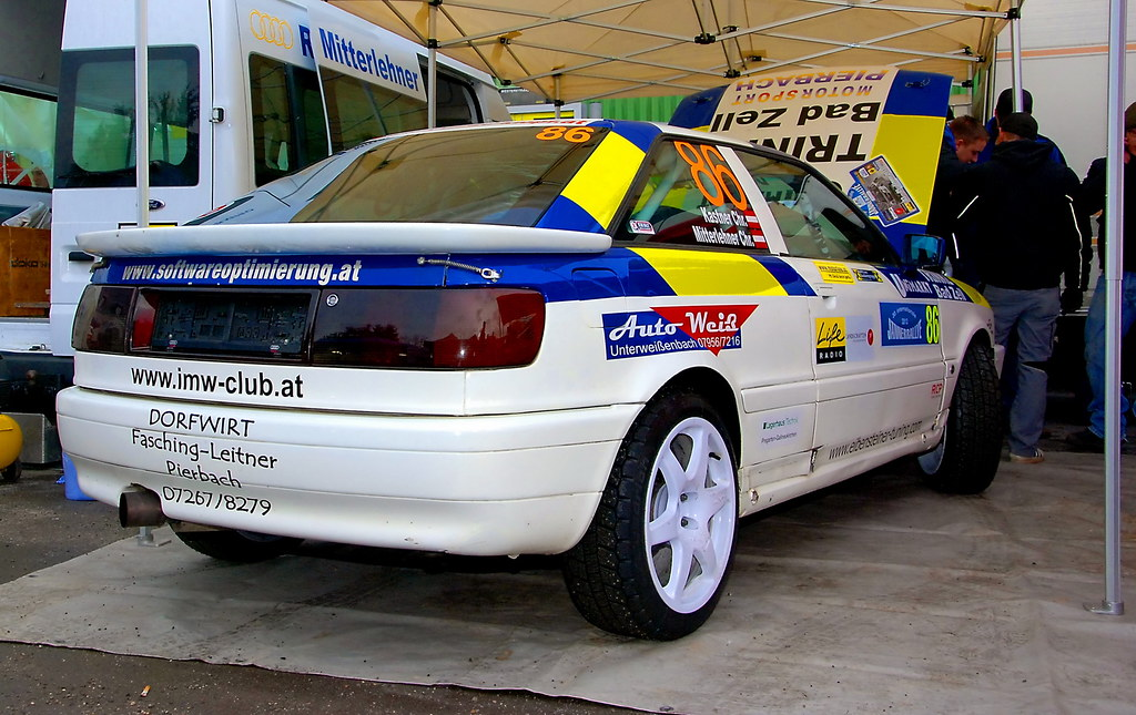 Audi Coupe S2 Mitterlehner Kastner Rallye Und